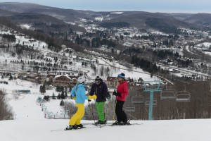 Ellicottville, NY, Holiday Valley