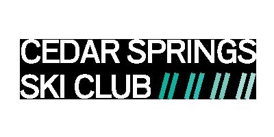 Cedar Springs Ski Club